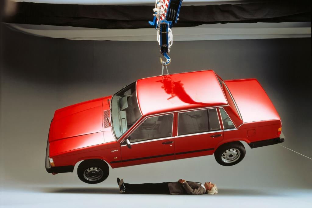 Volvo 740 GL ab 1984