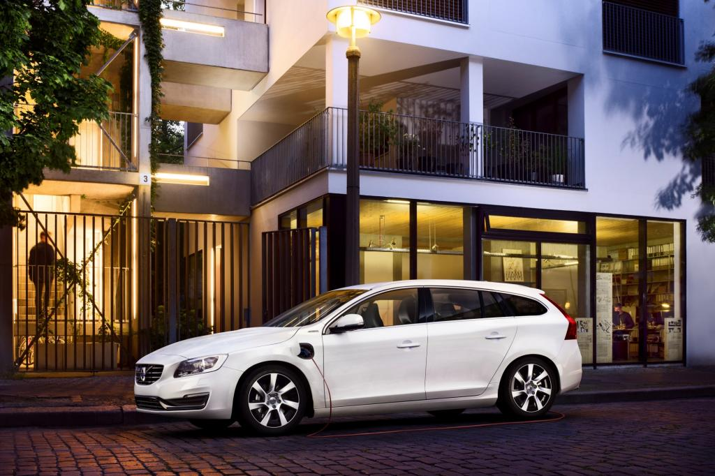 Volvo V60 Plug-in-Hybrid - Schwedischer Sparspaß