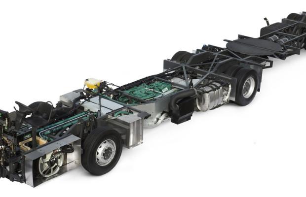 Volvo liefert 190 Busse für BRT