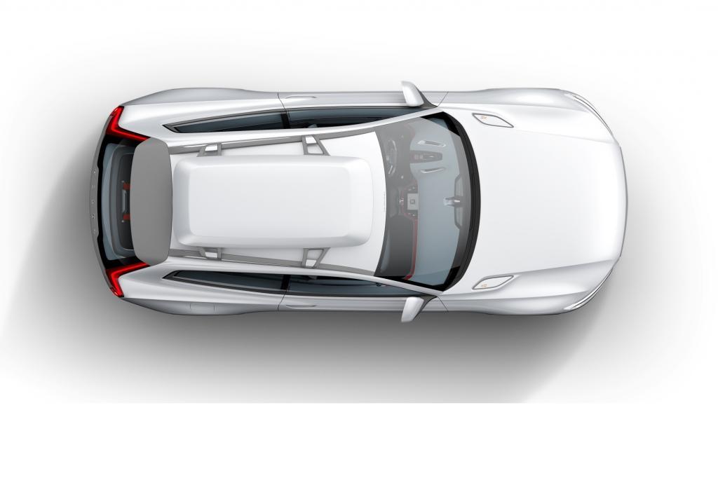 Volvo präsentiert in Detroit das Concept XC Coupé