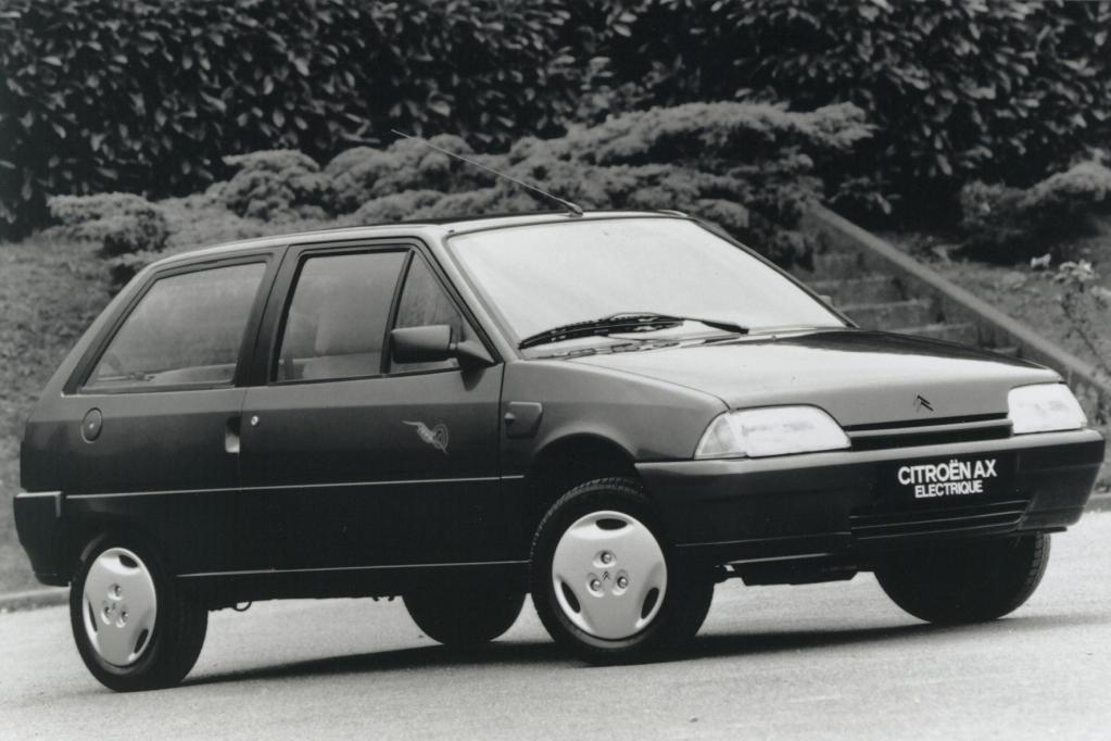 Vor 20 Jahren startete Citroën mit E-Mobil-Produktion