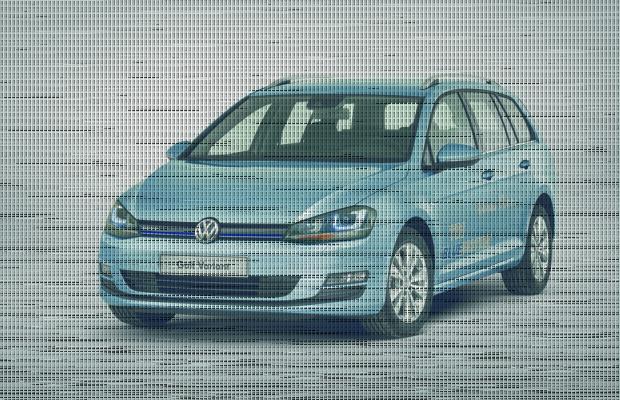 Vorverkaufsstart für VW Golf Variant TDI Blue Motion