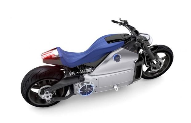 Voxan präsentiert Elektro-Superbike