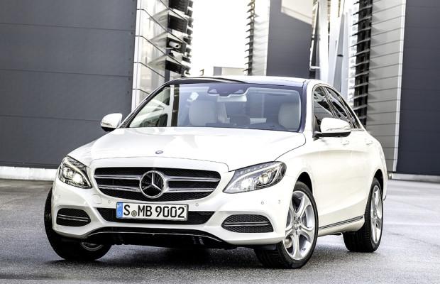 Wie Upgrade in Business: Neue Mercedes- C-Klasse startet zunächst als Limousine