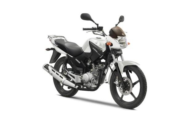 Yamaha verkleidet die YBR 125