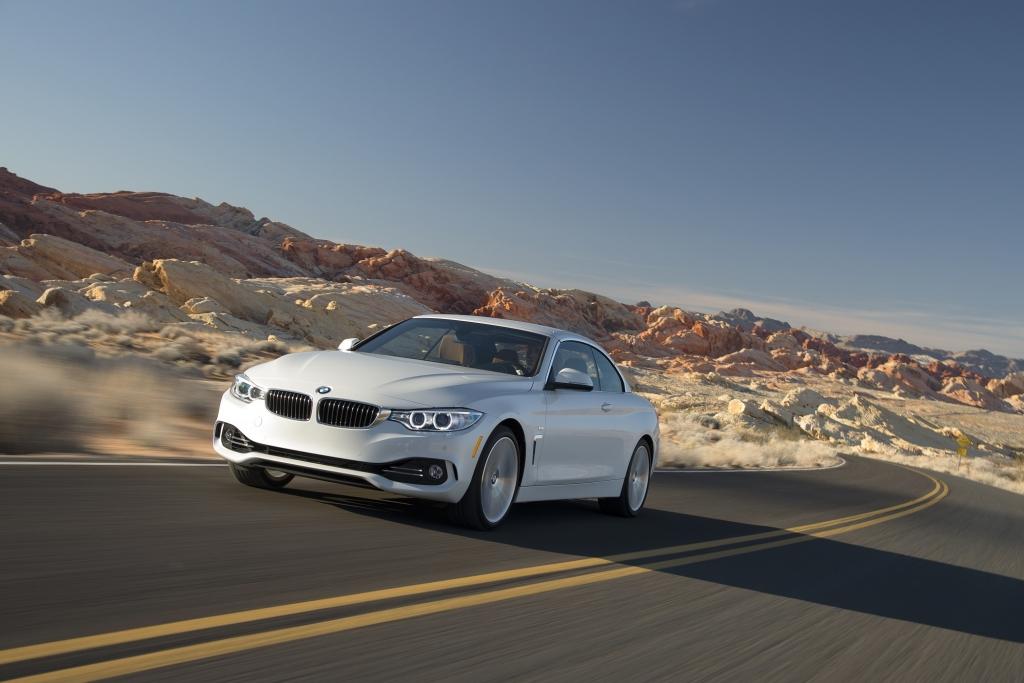 Fahrbericht: BMW 4er Cabrio -  Offen gestanden gut