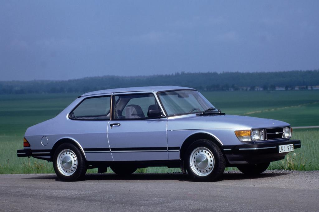 Saab 90 ab 1984
