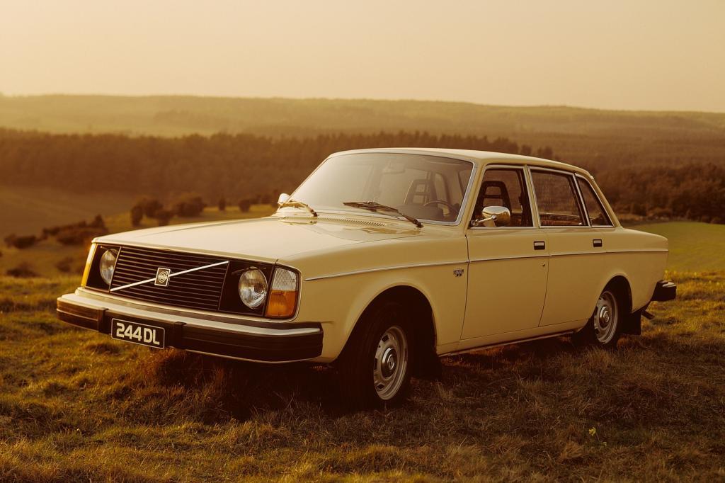 Volvo 244 ab 1974