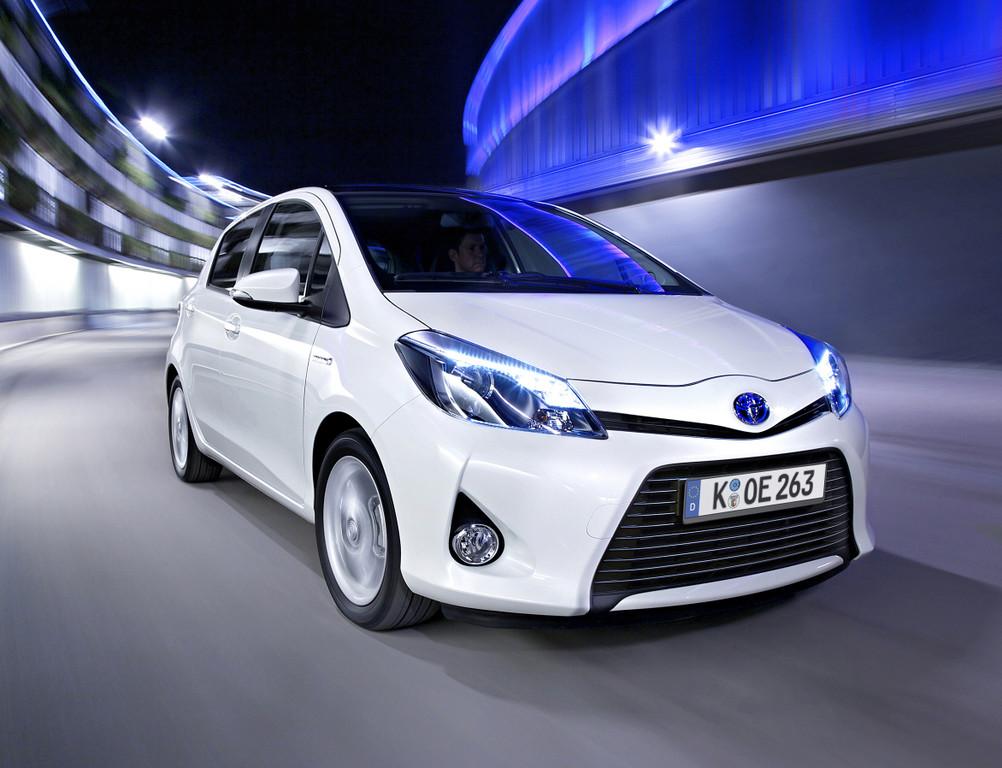 Absatzrekord für Toyota-Hybridfahrzeuge