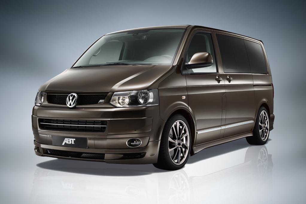 Abt macht den VW T5 zum Power-Bus