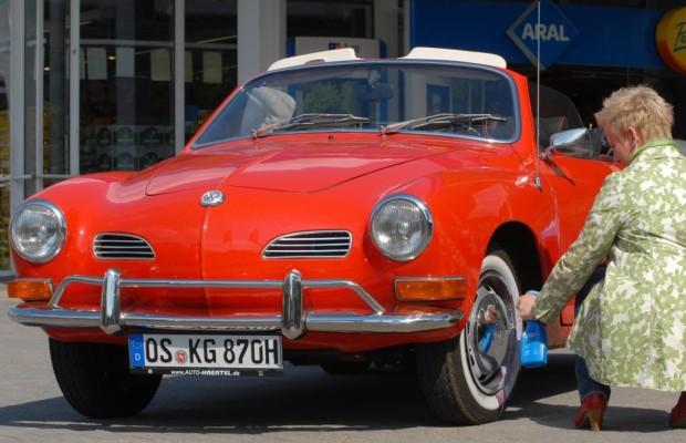 Alte Autos als Milliarden-Geschäft
