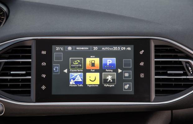 Apps für Peugeot 208 und 2008 günstiger