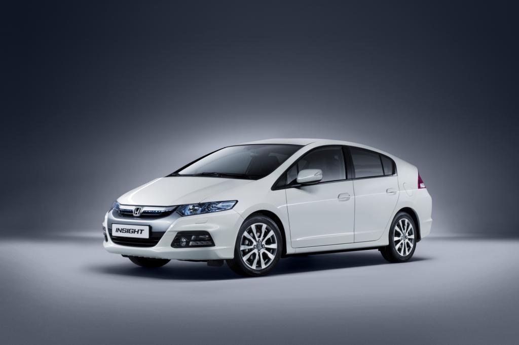 Auch der Honda Insight fuhr nicht die gewünschten Erfolge ein © Honda