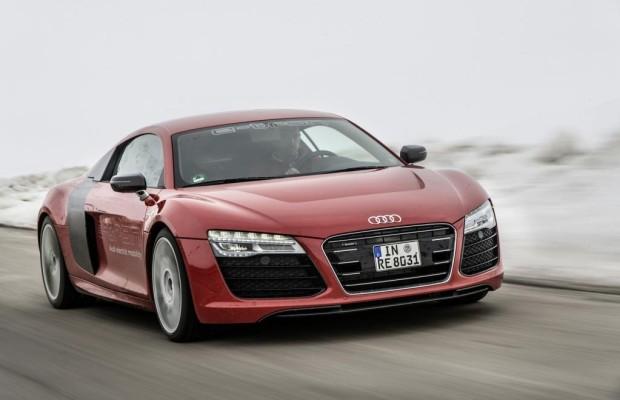 Audi R8 e-tron doch als Kleinserie