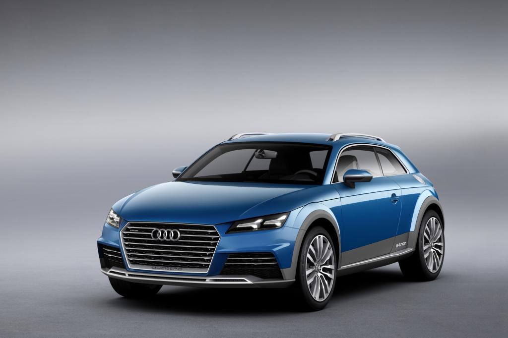 Audi TT - Sportwagen mit Gepäck-Buckel