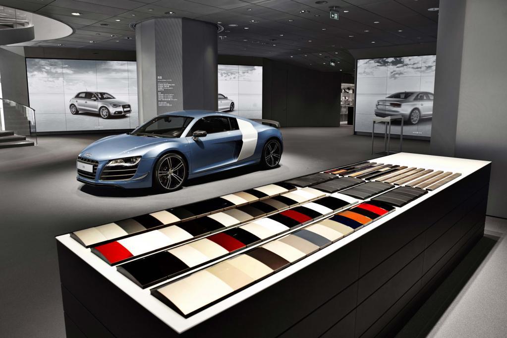 Audi eröffnet digitales Autohaus