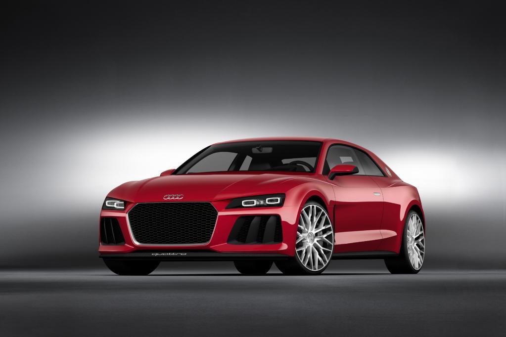 Audi sucht unter Druck die neue Hitze