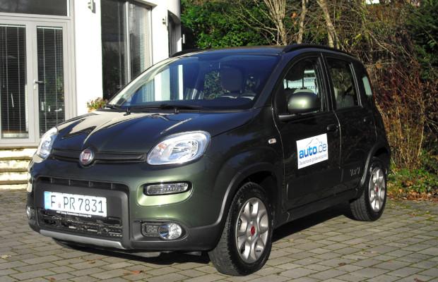 Auto im Alltag: Fiat Panda 4x4 Rock 1.3 Multijet
