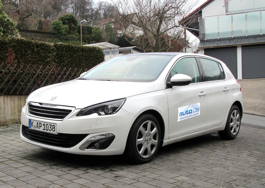 Auto im Alltag: Peugeot 308 e-HDi 115