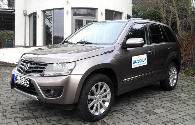 Auto im Alltag: Suzuki Grand Vitara