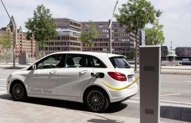 B-Klasse ab 2014 auch als reines Elektroauto