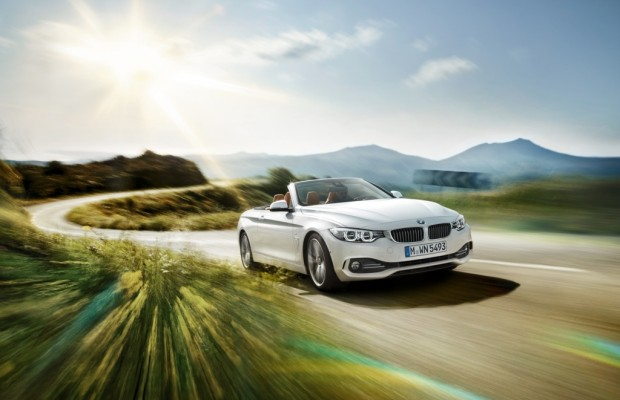 BMW 4er Cabrio -  Offen gestanden gut