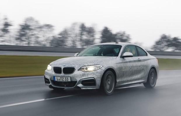 BMW: Auf dem Weg zum autonomen Fahren - Elektronisch im Drift