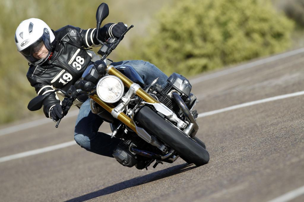 BMW R nineT: Agile Tradition auf zwei Rädern