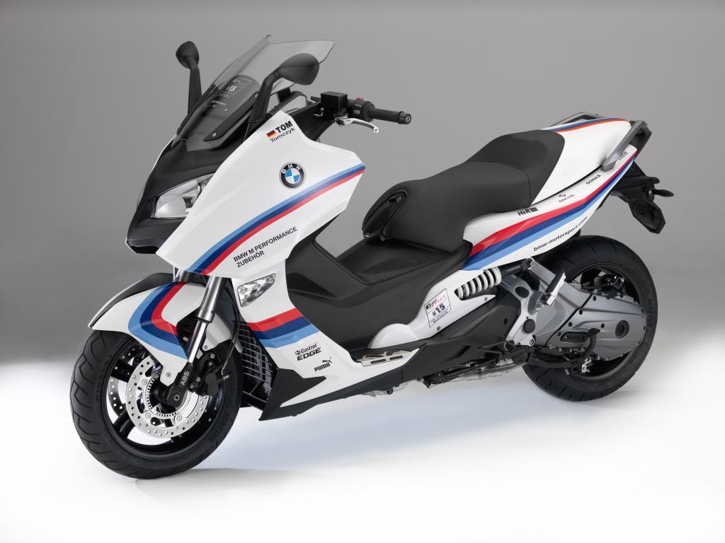 BMW hat mit den Modellen C 600 Sport und C 650 GT bereits den Zenit erreicht - © BMW