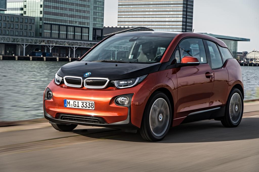 BMW i3 - Foto: Auto-Medienportal.Net/BMW