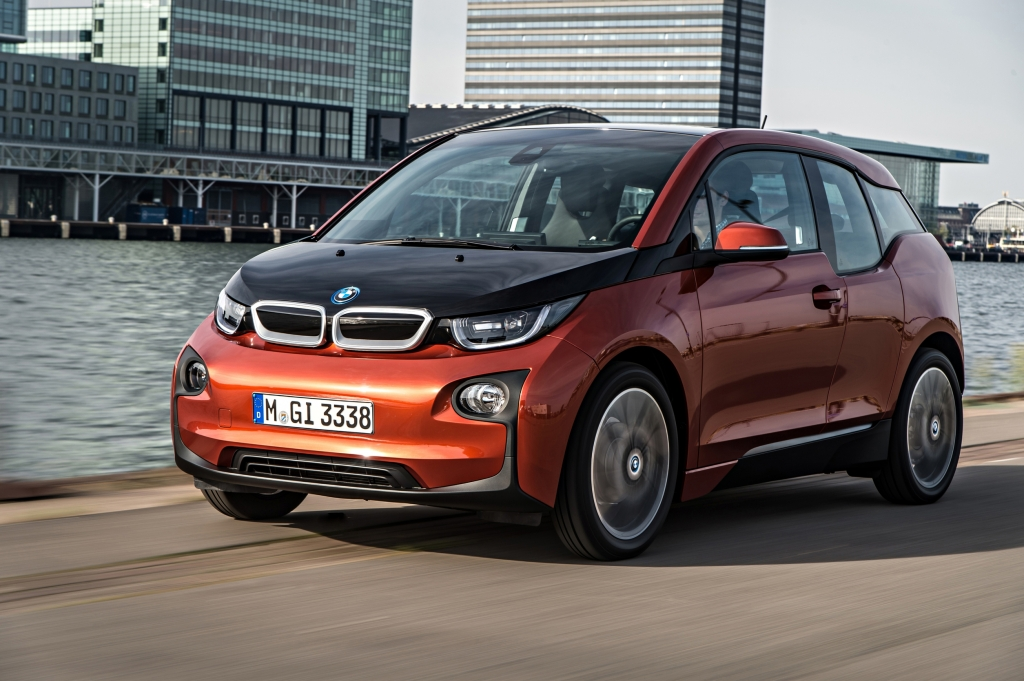 BMW i3 umweltfreundlichstes Auto