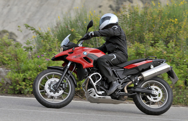 BMW verkaufte fast 9000 Motorräder mehr