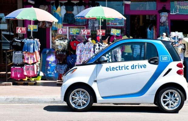 Bald keine Parkgebühren für Elektrofahrzeuge?