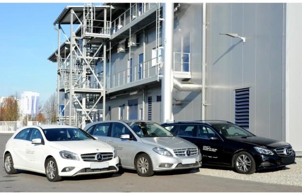 Biokraftstoffe der zweiten Generation - Daimler testet E20-Sprit