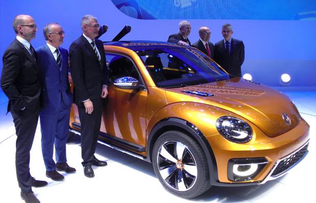 Burger, Bier und Bilanzen: Volkswagen sieht sich