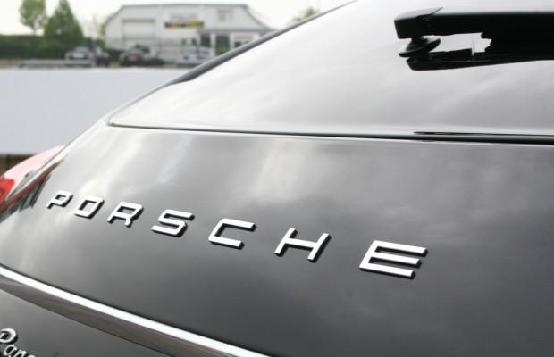 Christoph Sonntag tourt im Porsche