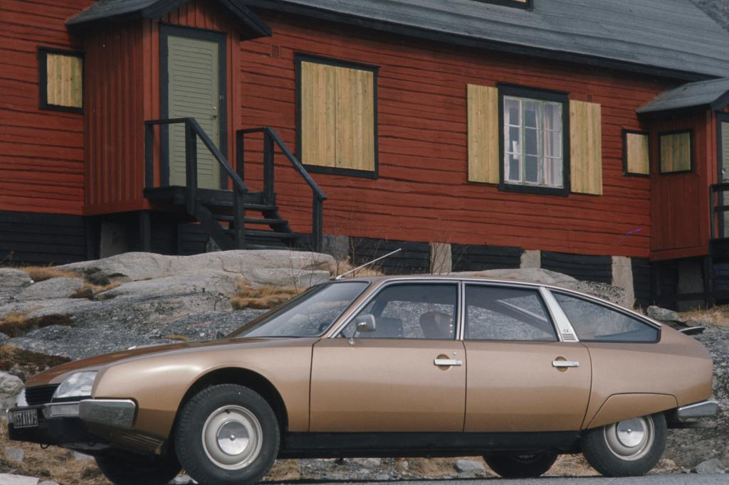 Citroen CX ab 1974