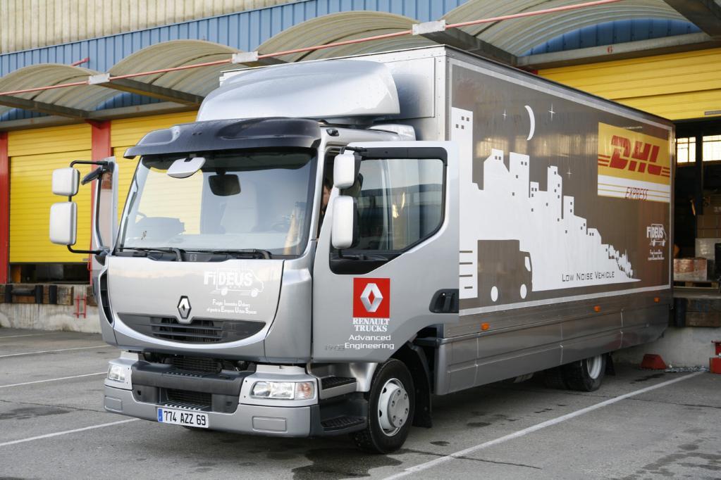 City-Wirtschaftsverkehr: Elektromotor sucht Chance gegen Diesel