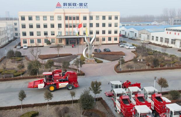 Claas übernimmt chinesischen Landmaschinenhersteller