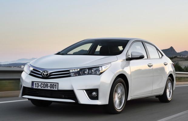 Corolla wieder da: Toyota bietet ihn hier aber nur als viertürige Stufenheck-Limousine an