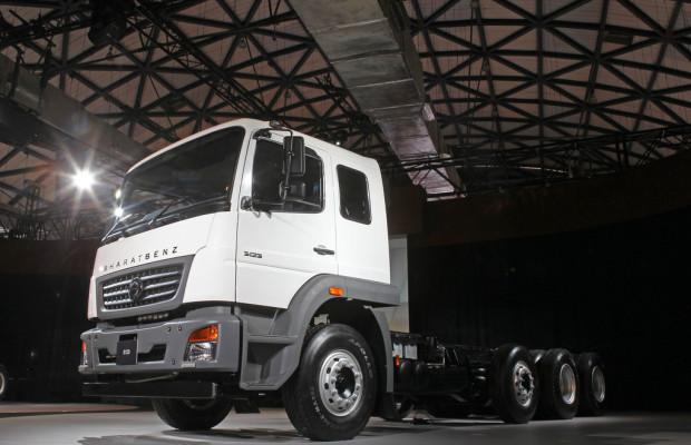 Daimler in Indien