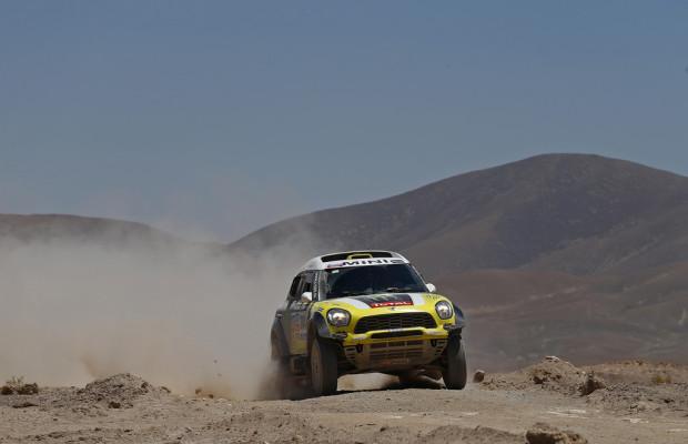 Dakar 2014: Despres holt etwas auf