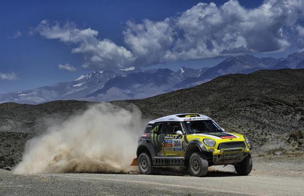 Dakar 2014: Ein Titelanwärter ist aus dem Rennen