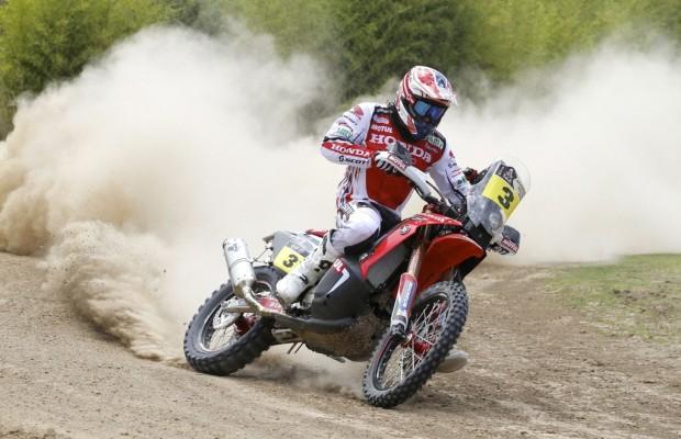 Dakar 2014: Honda macht das Auftaktrennen