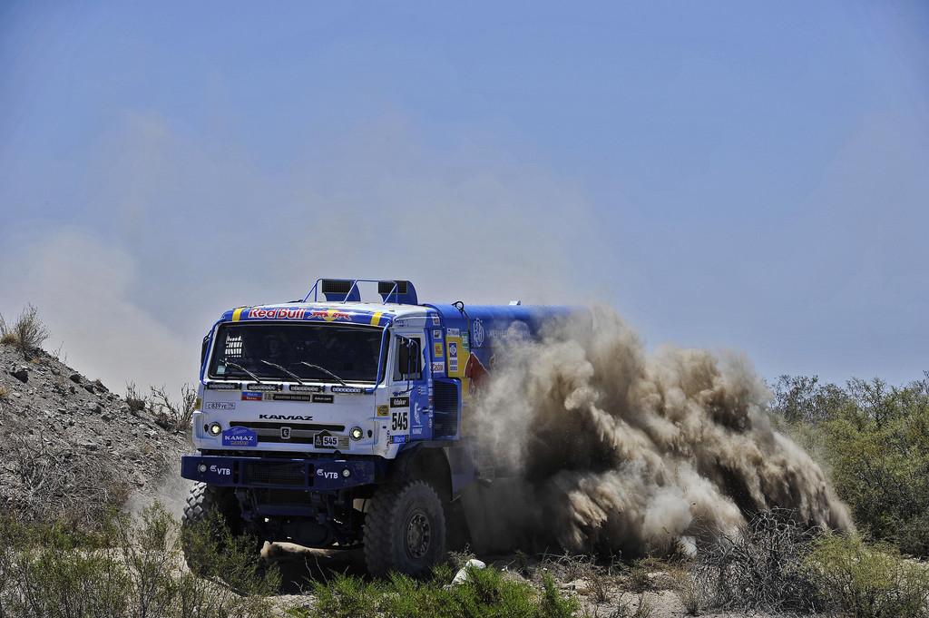 Dakar 2014: Tag der Deutschen