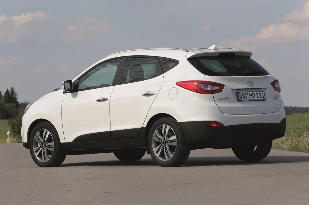Der Nachfolger des Tucson ist seit 2010 erhältlich und zählt in Europa zu den meisterverkauften Hyundai-Modellen.