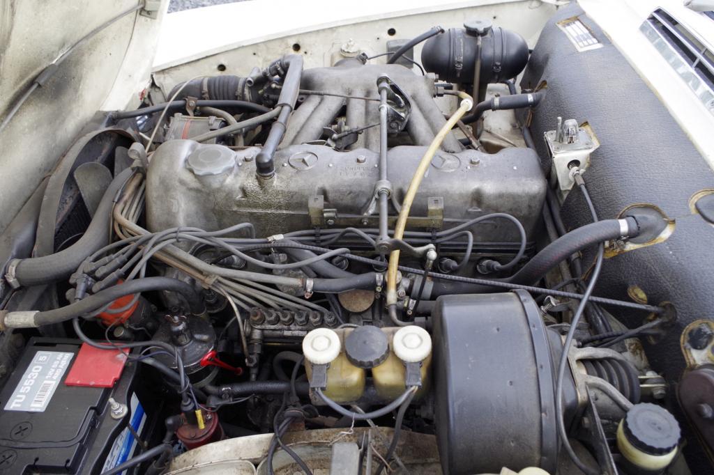 Der Sechszylinder leistet 170 PS