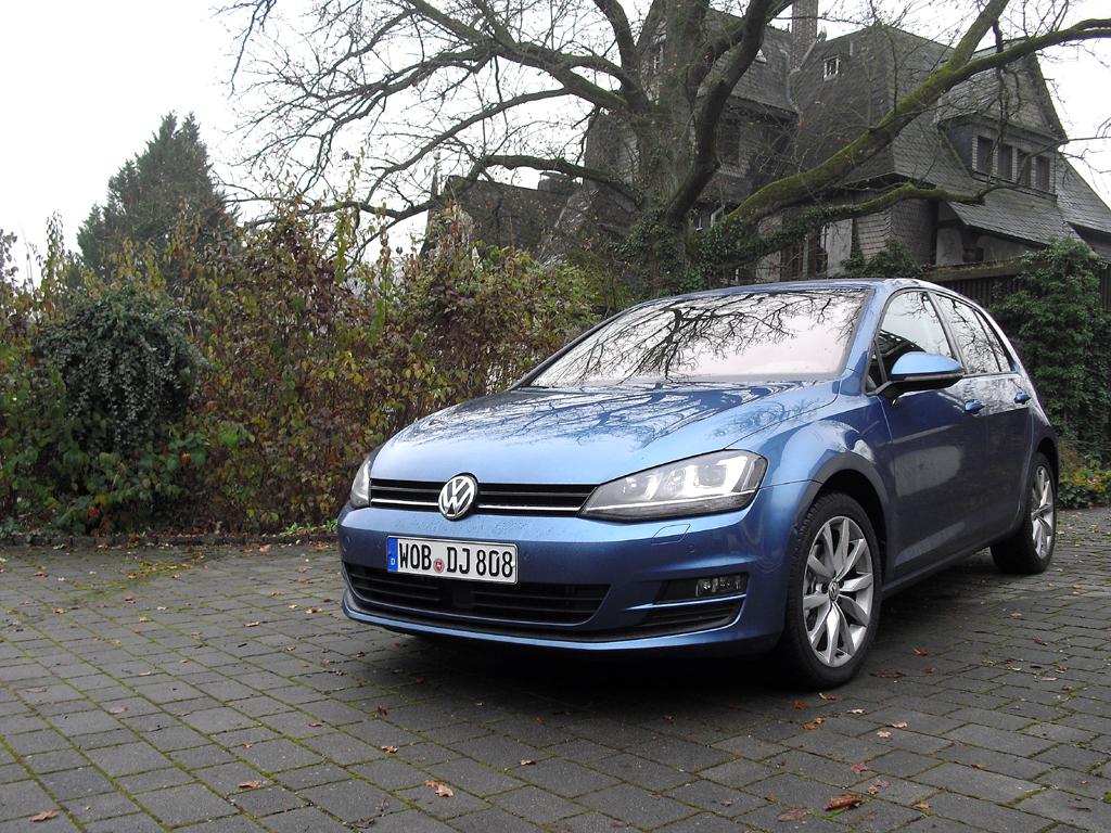 Der VW Golf gibt als Branchenprimus weiter die Richtung vor.