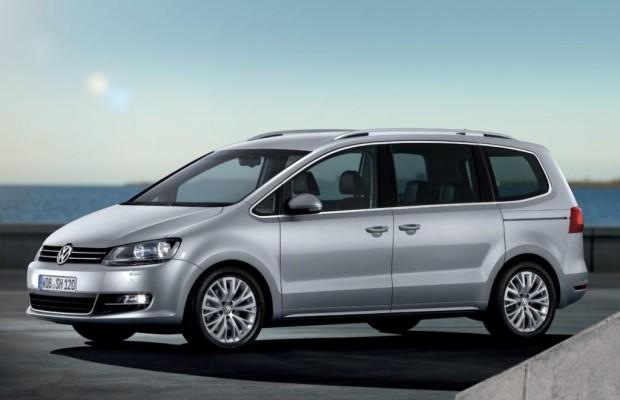Der VW Sharan ist Bestseller in seinem Segment - ©  VW