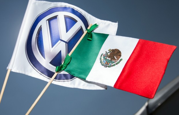 Der Volkswagen Golf ist nun auch Mexikaner